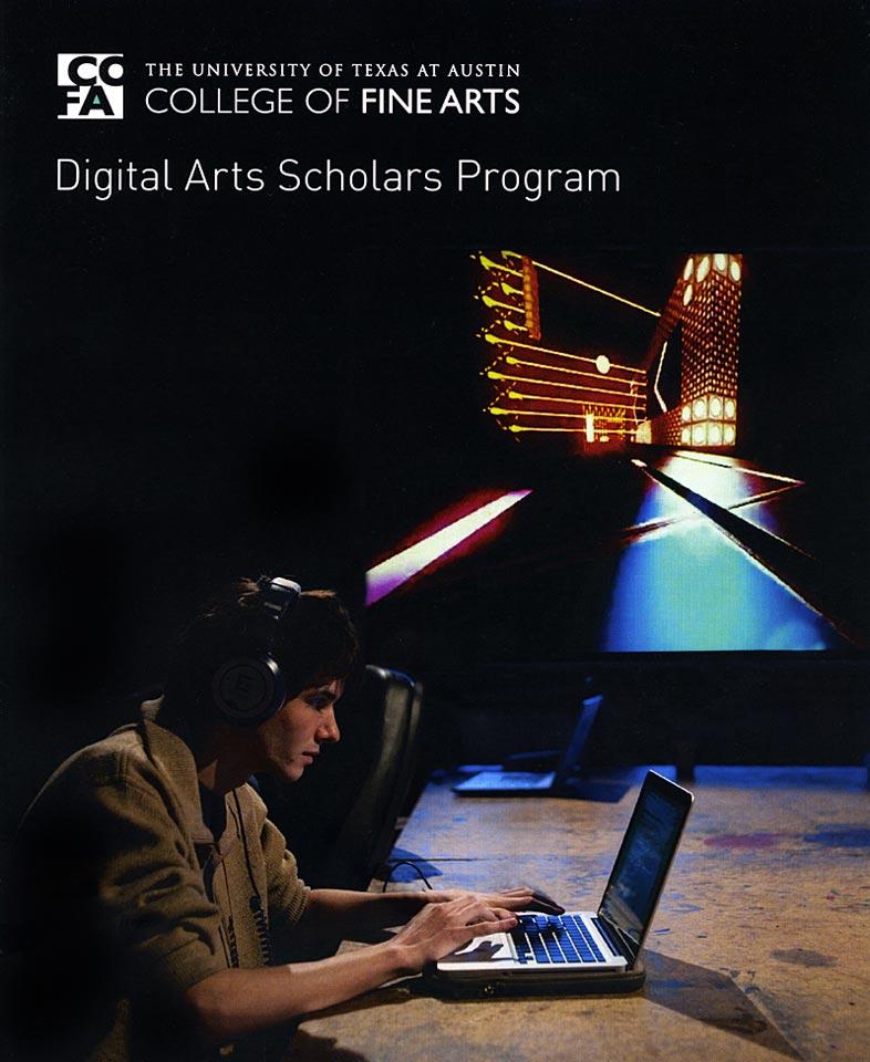College Of Fine Arts at UT