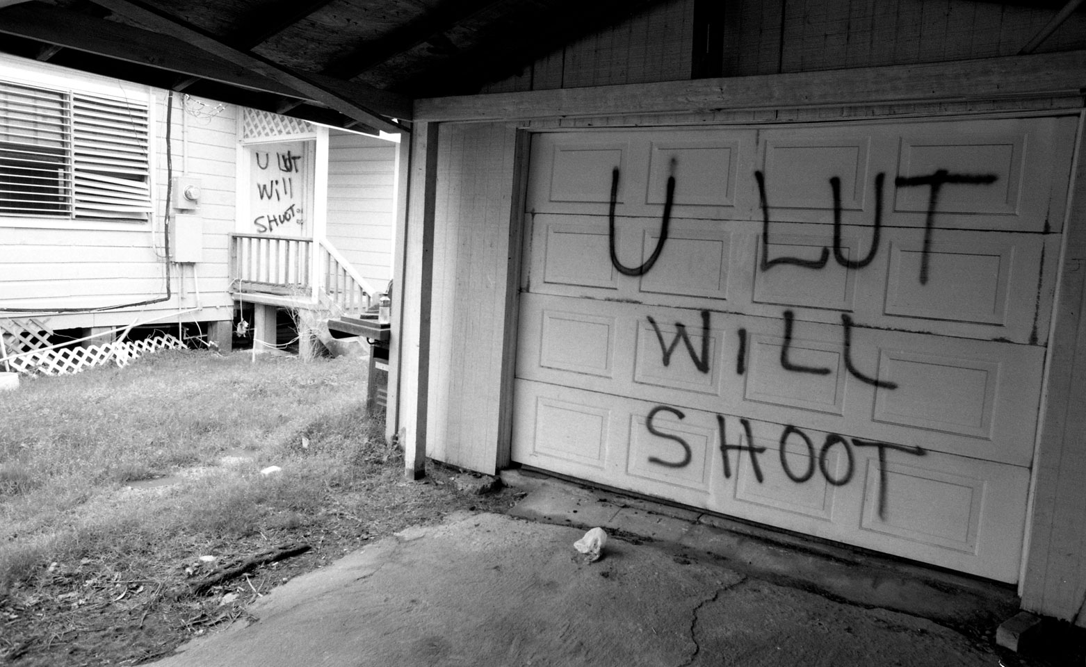 U Lut Will Shoot