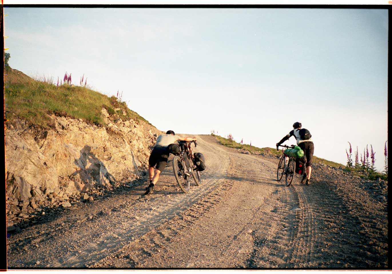 Bothies by Bike